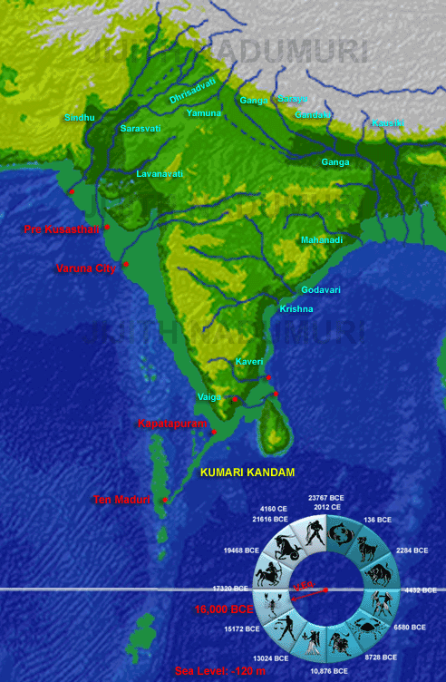 India with Kumari Kandam 16,000 BCE.png