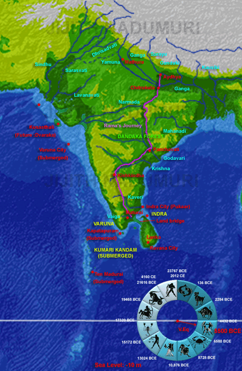 map of india climate detailed